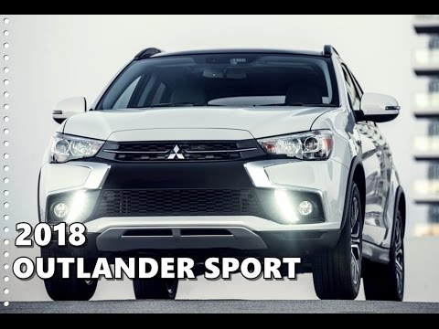 2018 mitsubishi outlander review. perfect outlander 2018 mitsubishi outlander sport  first look inside mitsubishi outlander review