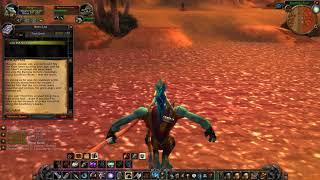 World Of Warcraft Vanilla Quest: Lost But Not Forgotten