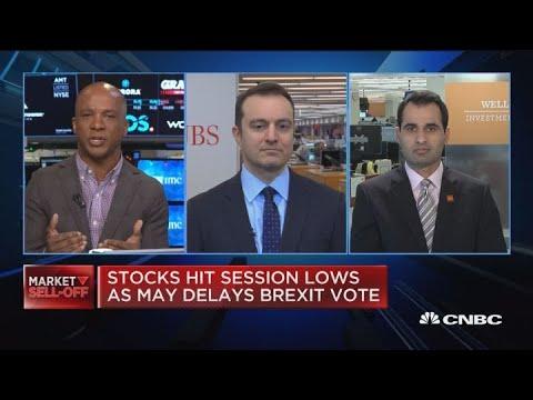 World headlines keeping markets under pressure, but recession still unlikely, says strategist
