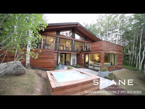 East Aspen Modern Mountain Retreat