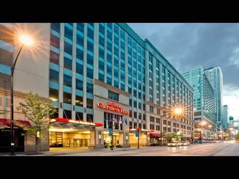 Hilton Garden Inn Chicago Downtown/Magnificent Mile - Chicago Hotels, Illinois