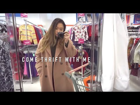 Come Thrift With Me! Talize & Value Village 50% off | inspiroue