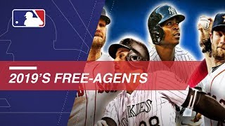 Arenado and Goldy headline 2019 MLB free-agent class