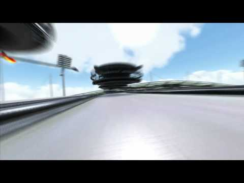 Ahead is a blur - trackmania nations forever
