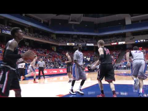 HIGHLIGHTS: Boise State vs NNU Men