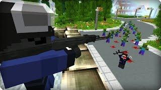Моя последняя надежда [ЧАСТЬ 7] Зомби апокалипсис в майнкрафт! - (Minecraft - Сериал)