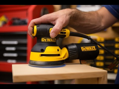 DEWALT Random Orbital Sander DWE6423K Review  YouTube