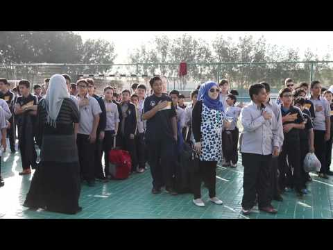 Make Roads Safer - American International School - Dubai