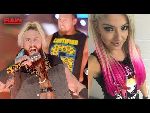 """ENZO AMORE TRASHES WWE WOMEN AND GETS EXPOSED BY """"FEMALE CLUB WORKER"""""""