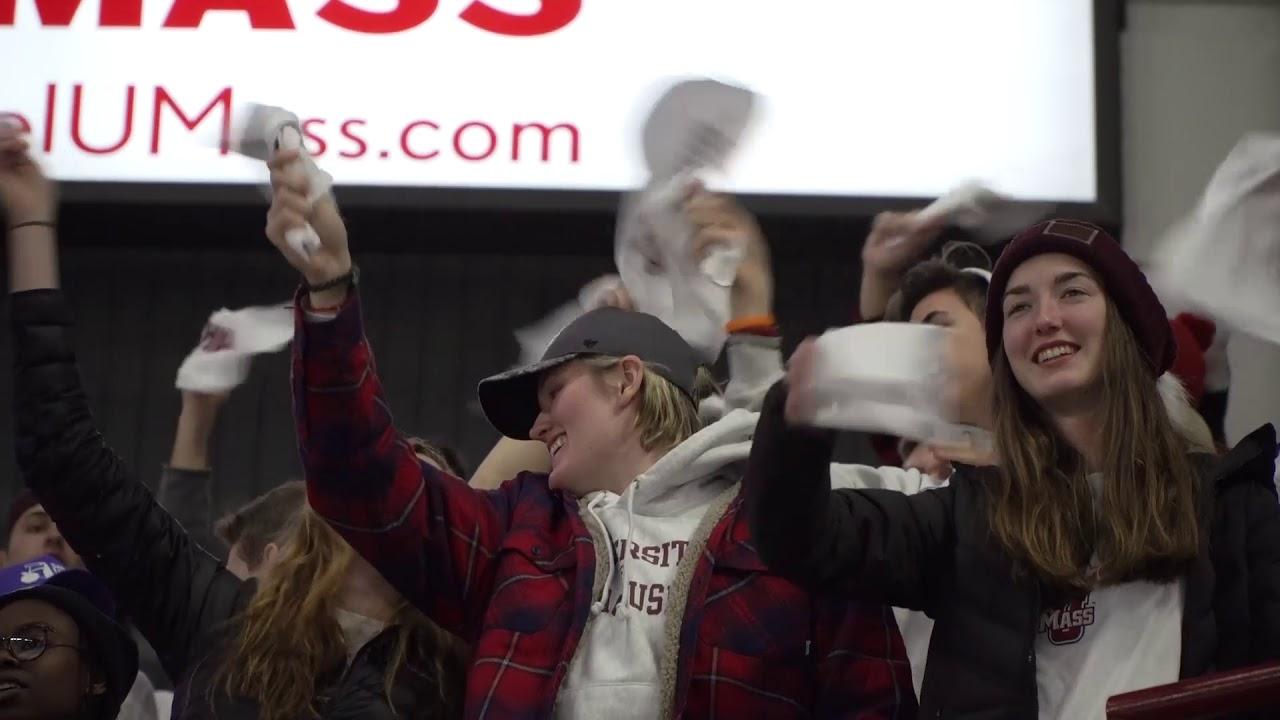 For UMass men's hockey, the success is just beginning
