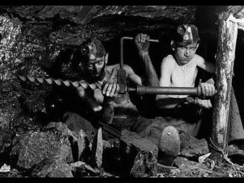 Risky Life Of The Coal Miners - Prehistoric