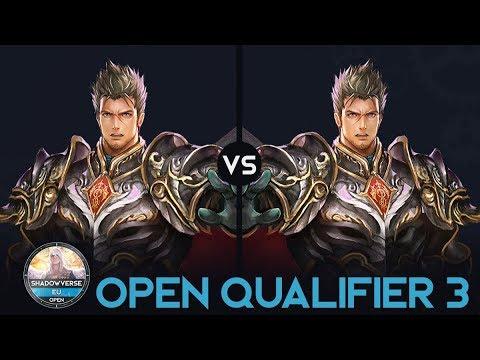 DISLUDIBROLO vs KG AZURU - Chronogenesis EU Qualifier 3 - Shadowverse Open