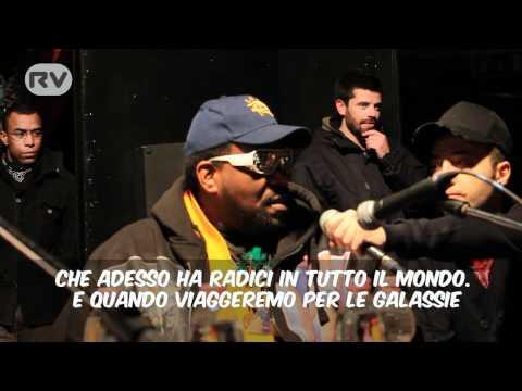 Afrika Bambaataa live@FLog // Firenze // Rv Production