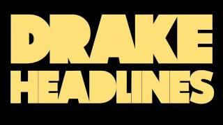Drake - Headlines Instrumental + Lyrics 2011