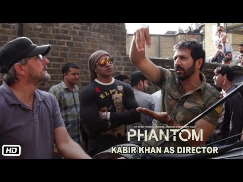 Phantom   Kabir Khan as Director   Behind the scenes   Sajid Nadiadwala