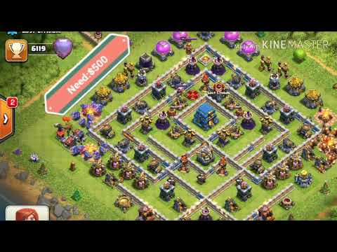 Clash Of Clan Account For Selling Anyone Need Buy