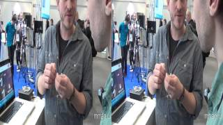 mmag ru: Musikmesse 2014 - Aurisonics IN Ear Monitore - 3d видео