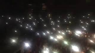 Réussite complète : Mohamed Allaoua monte sur la scène du zénith ! HAWLA 2018 live