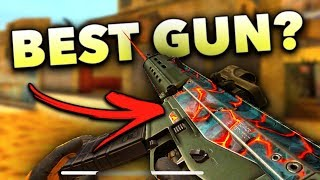 *NEW* ACR IS BEAST! | Bullet Force (New Gun Gameplay)
