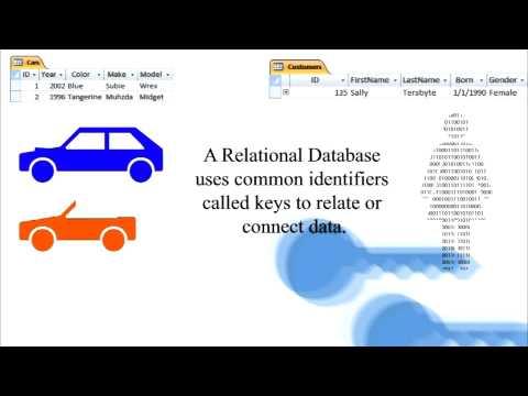 Database Literacy: Why use a database?