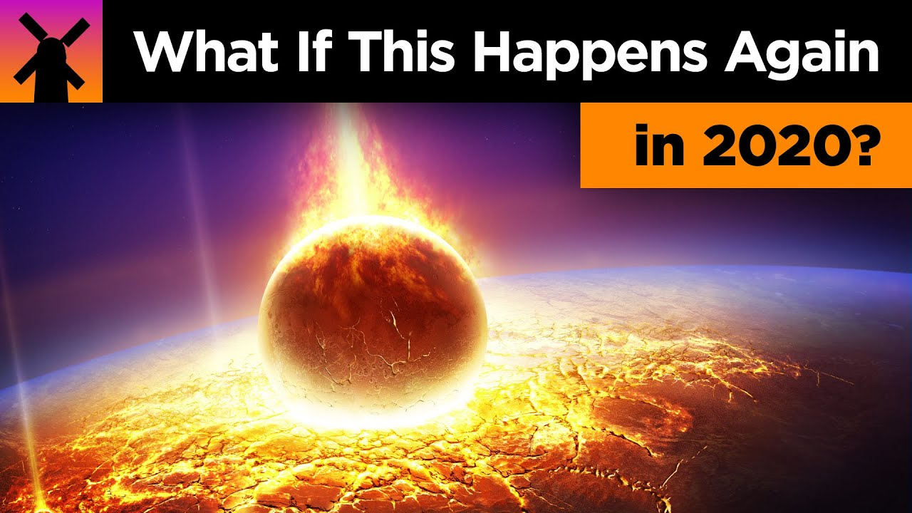What If the Dinosaur-Killing Asteroid Hit Earth Today?