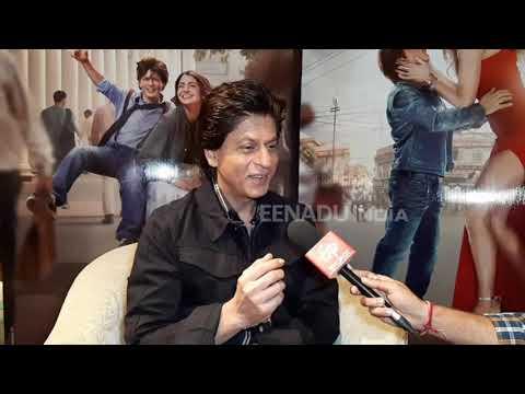 بالی وڈ بادشاہ شاہ رخ خان کا خصوصی انٹرویو