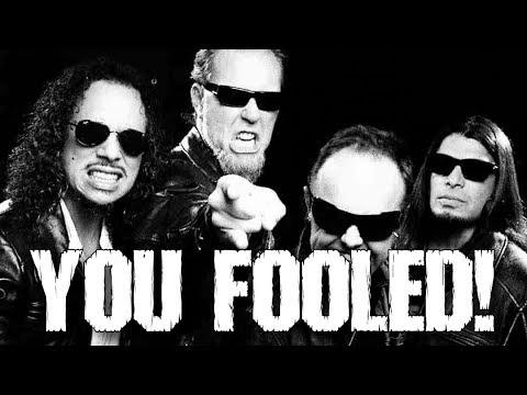 4 biggest FAKE Metallica songs (you might've been fooled too!) Andriy Vasylenko