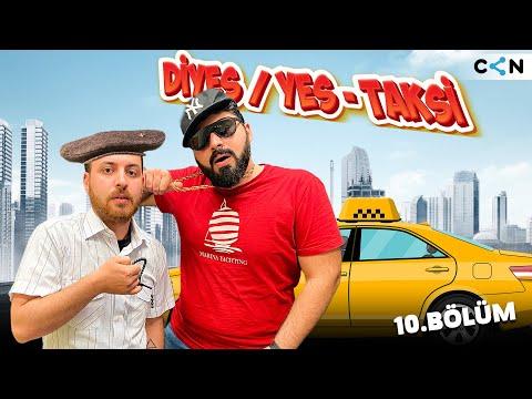 Diyes/Yes - Taksi Şirkəti 10
