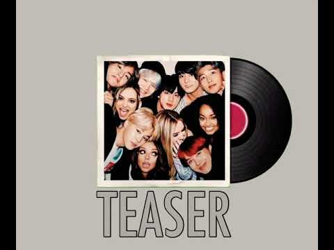 Little Mix, BTS - Touch Dynamit (TEASER)