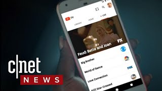 Video YouTube TV now covers half of the United States (CNET News) download MP3, 3GP, MP4, WEBM, AVI, FLV September 2018