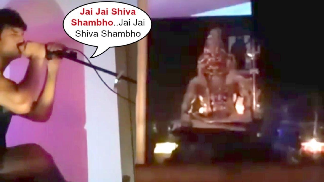 Jai Jai Shiv Shambho By Sushant Singh Rajput Mahamrityunjaya Bhajan Will Give You Goosebumps 🙏
