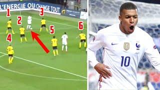 Мбаппе пошел один против ШЕСТЕРЫХ и забил БЕЗУМНЫЙ гол Швеции Швеция Франция 0 1