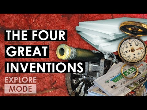 The Four Great Inventions   Chinese Inventions That Changed The World   EXPLORE MODE