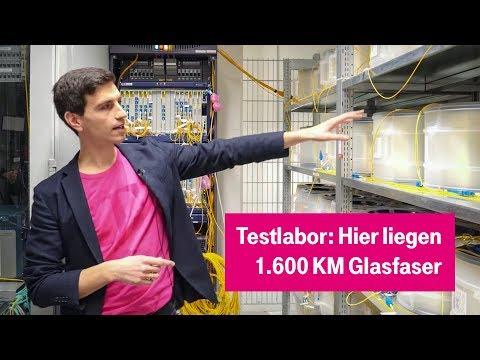 Mobilfunk-Simulation: Besuch im Testlabor der Telekom in Bonn, Teil 2