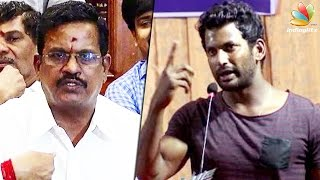 What's going on with Vishal & Producers Council?