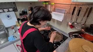 애지모 요리사 이행란 2021.01.11 멸치볶음입니다…