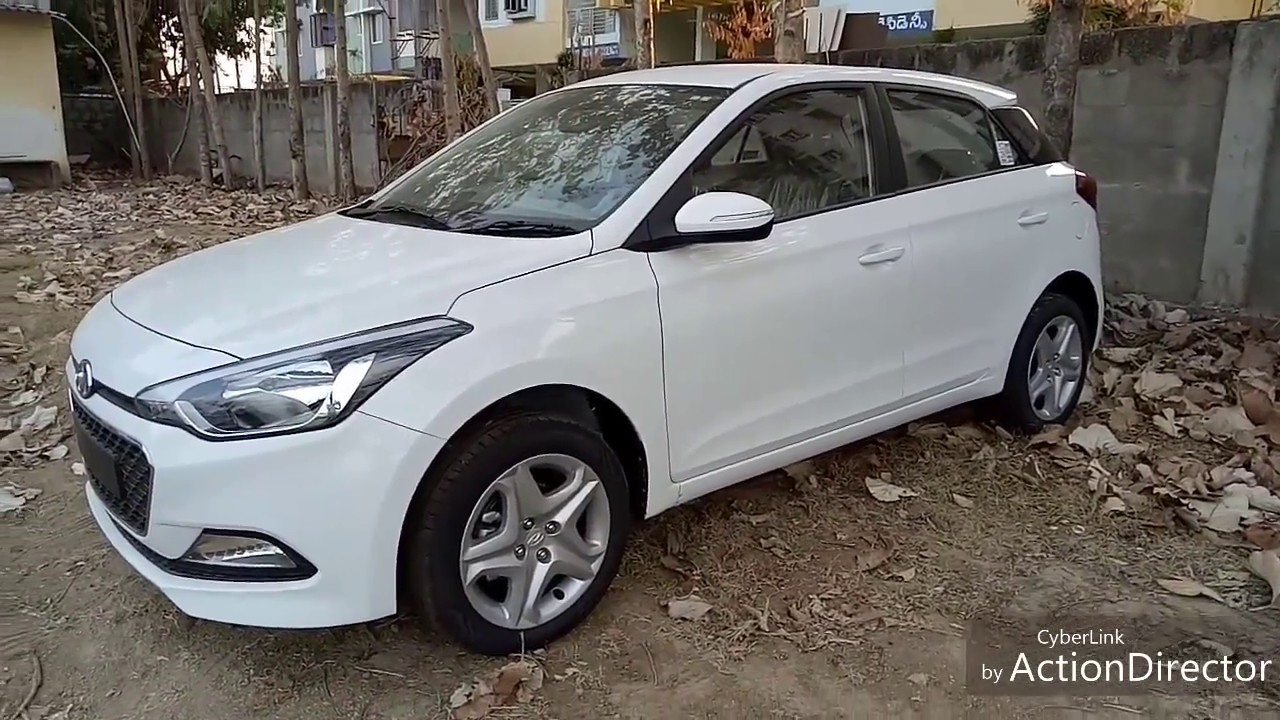 Hyundai Elite I20 Asta 2017 Review Key Less Entry New Feautres