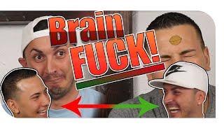 BRAINFUCK PUR!!! | mit EinfachPeter & UnsympathischTV