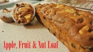 Fruit & Nut Loaf Recipe