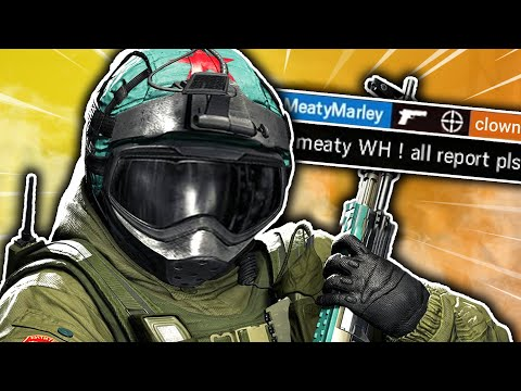 Don't question this Rainbow Six Siege video... Just enjoy it