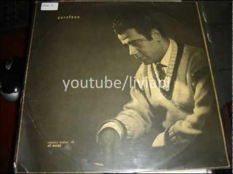 Ali Mourad - Old Lp Arabic Brazilian Vintage - Antigo Lp Árabe Brasileiro