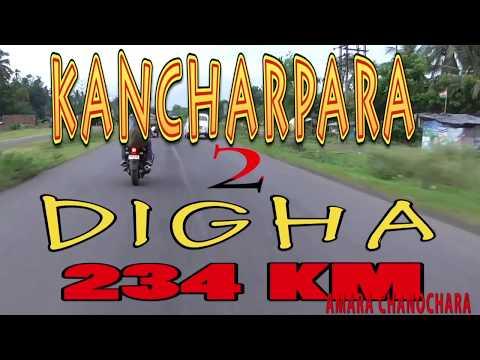 KANCHRAPARA TO DIGHA