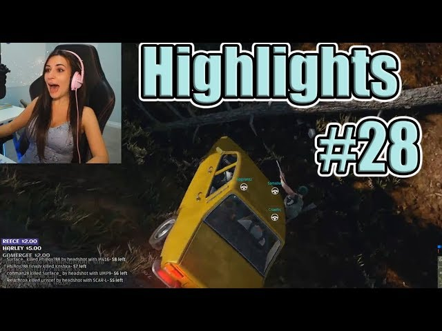 FIRST TIME PUBGERS - Highlights #28
