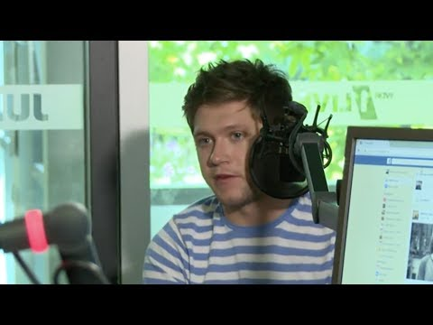 Niall Horan 1LIVE Interview - Germany 2017
