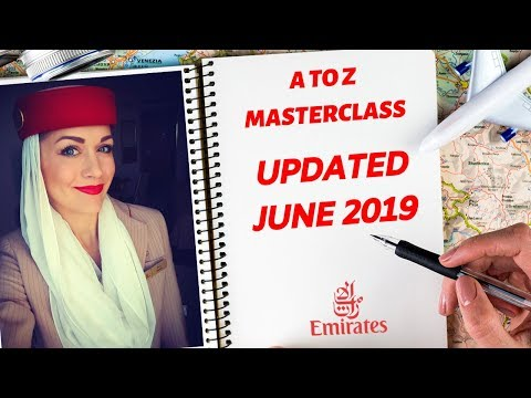 ✈️ How To Pass Emirates Open Days: Emirates Group Discussion | Emirates Interview 2019