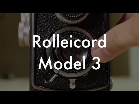 TLRs: Rolleicord Model 3 or IIb
