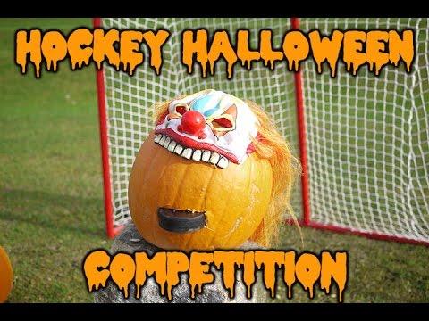 Hockey Halloween Competition