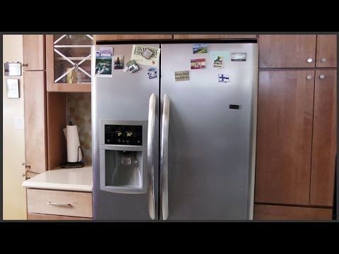 How to Clean the Water Filter in Your Fridge