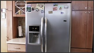 Refrigerator Water Filter Replacement