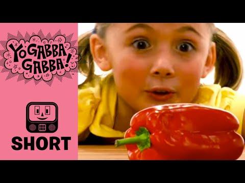 Yo Gabba Gabba! - Food